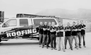 Integrity Roofing Owner and Team