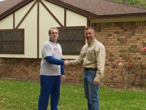 Satisfied Integrity Roofing and Painting Customer image