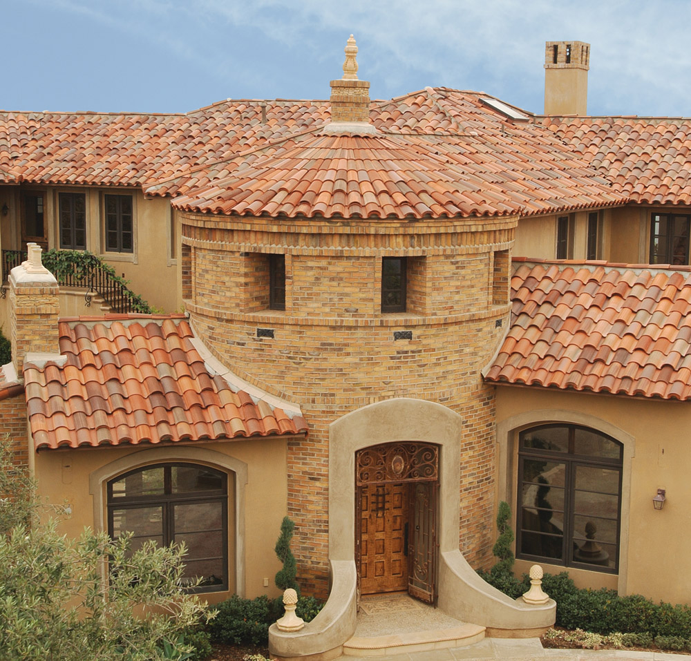 Top five reasons clay roofing may be a good choice for Clay tile roofs