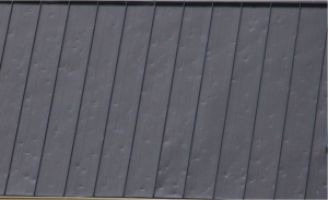 Cosmetic Damage to metal roof