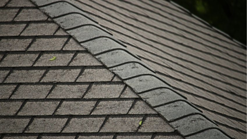 Damaged Shingles from Hail
