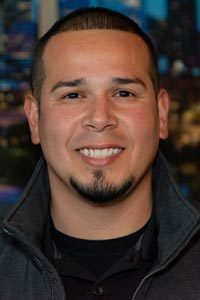 Adam Esparza, Colorado Springs Production Manager