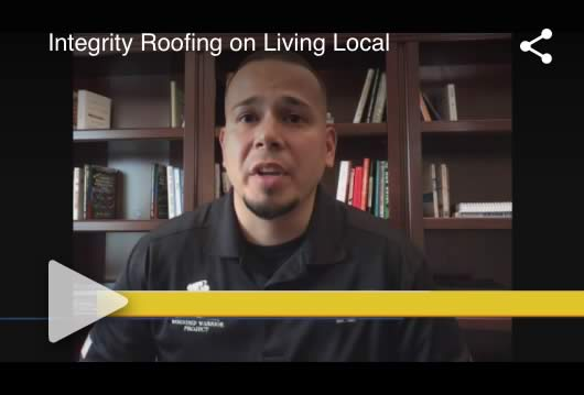 Integrity Roofing and Painting Featured on Living Local segment on Fox21 in Colorado Springs